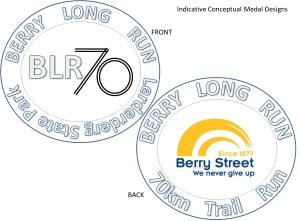 BLR70 medals